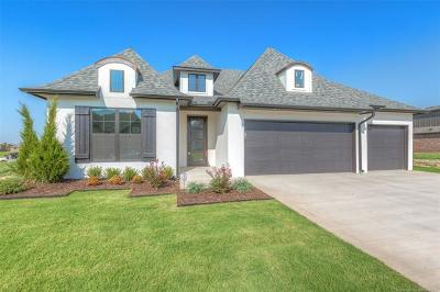 Jenks Single Family Home For Sale: 13016 S 5th Place
