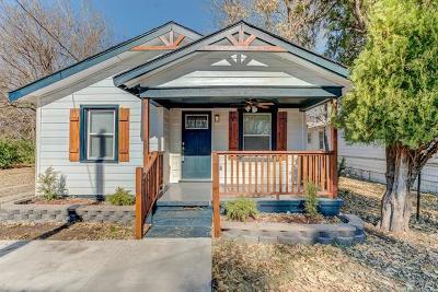 Tulsa Single Family Home For Sale: 1027 E Queen Street
