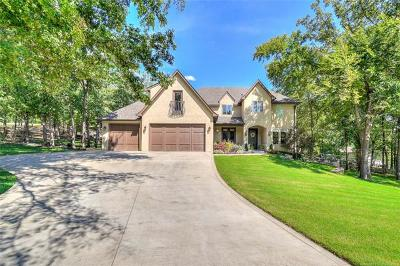 Jenks Single Family Home For Sale: 12789 S 14th Circle