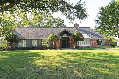 Bartlesville Single Family Home For Sale: 1600 S Shawnee Avenue
