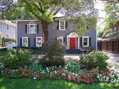 Tulsa Single Family Home For Sale: 212 E 21st Street