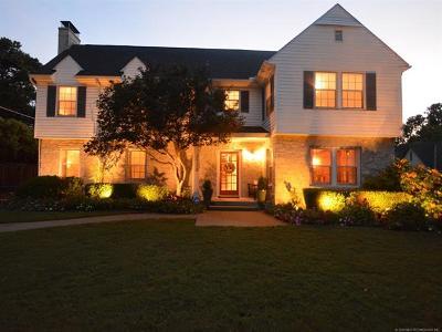 Tulsa Single Family Home For Sale: 2528 Woodward Boulevard
