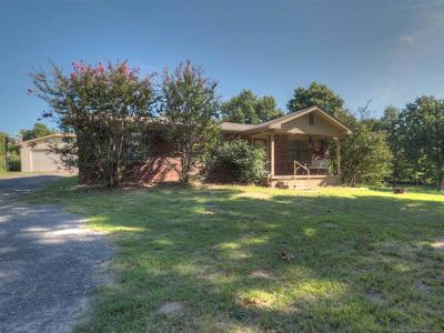 Sand Springs Single Family Home For Sale: 20581 W Archer Street