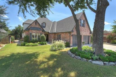 Jenks Single Family Home For Sale: 12415 S Ash Avenue