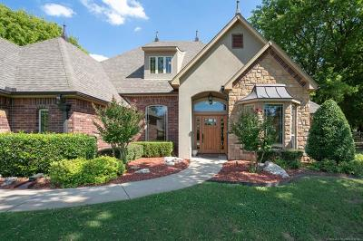 Owasso Single Family Home For Sale: 7037 Hackberry Ridge