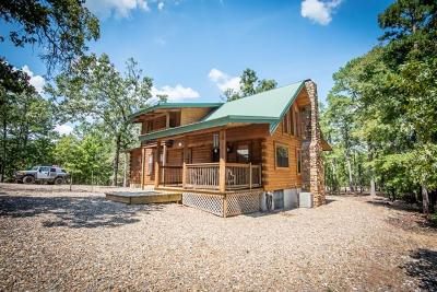 Broken Bow Single Family Home For Sale: 198 McGowen Acres Road