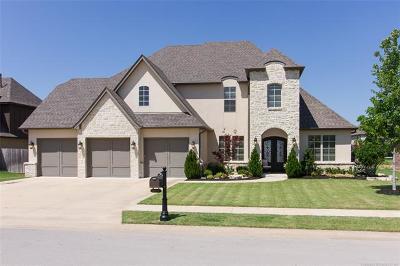 Bixby Single Family Home For Sale: 6611 E 134th Street S