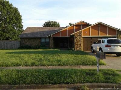 Broken Arrow Single Family Home For Sale: 3013 W Canton Street