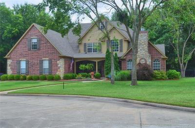 Broken Arrow Single Family Home For Sale: 204 Ashton Drive