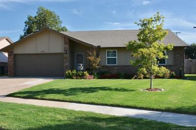 Owasso Single Family Home For Sale: 11706 E 78th Street North