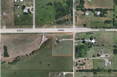 Claremore Residential Lots & Land For Sale: 4728 E Highway 20 Highway