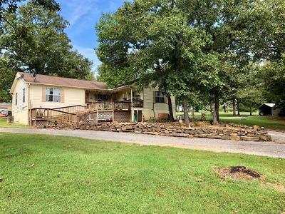 Park Hill Single Family Home For Sale: 26587 S 500 Road