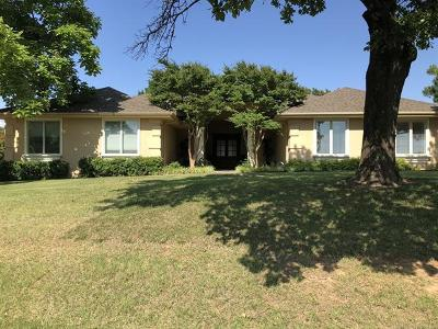 Jenks Single Family Home For Sale: 13021 S 14th Place
