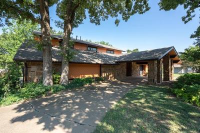 Jenks Single Family Home For Sale: 12526 S 12th Street