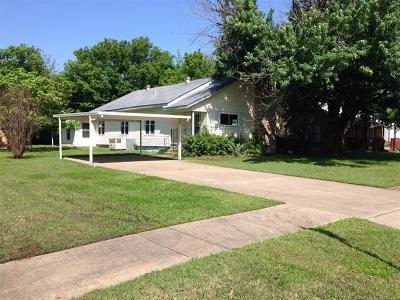 Claremore Single Family Home For Sale: 249 N Davis Avenue