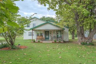 Coweta Single Family Home For Sale: 13529 S 289th East Avenue