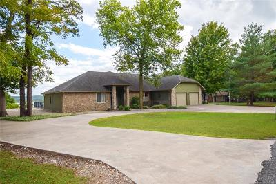 Pryor Single Family Home For Sale: 158 NE 465 Road