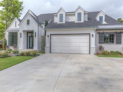 Tulsa County Single Family Home For Sale: 3536 S Wheeling Avenue
