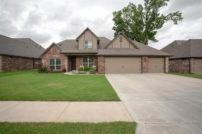 Owasso Single Family Home For Sale: 7706 N 144th East Avenue