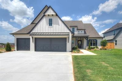 Jenks Single Family Home For Sale: 728 W 110th Place S