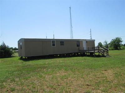 Ada Manufactured Home For Sale: 18900 County Road 3