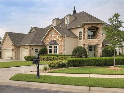 Broken Arrow Single Family Home For Sale: 4300 N Battle Creek Drive