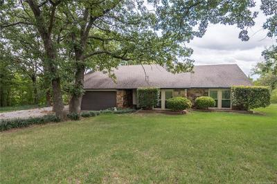 Claremore Single Family Home For Sale: 20745 S 4092 Road