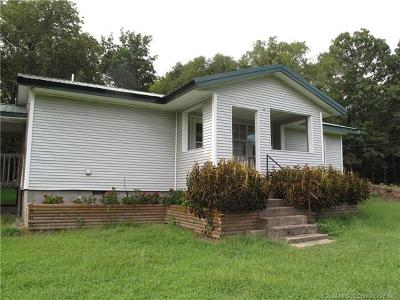 Park Hill OK Single Family Home For Sale: $315,000