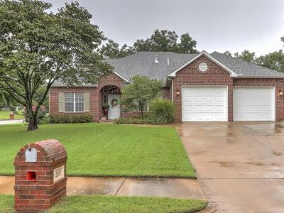 Sapulpa Single Family Home For Sale: 2217 S 113th West Court
