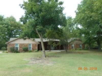 Muskogee Single Family Home For Sale: 3420 E 47th Street