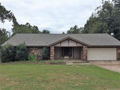 Coweta Single Family Home For Sale: 29611 E 158th Street