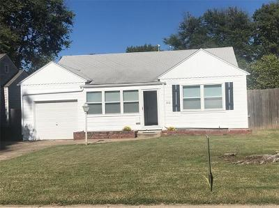 Tulsa OK Rental For Rent: $950
