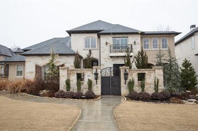 Broken Arrow Single Family Home For Sale: 4009 S Nogal Avenue