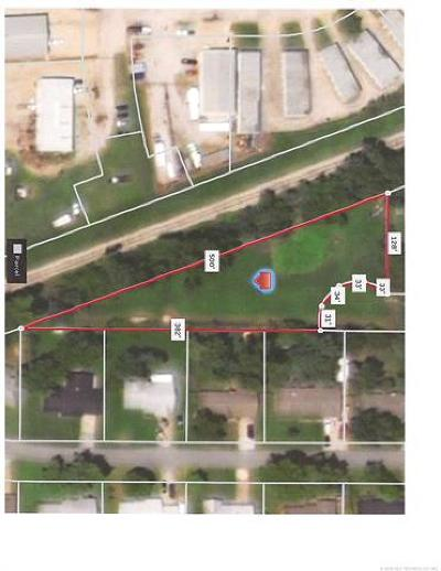 Jenks Residential Lots & Land For Sale: 822 N Birch Place