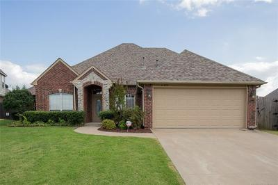 Owasso Single Family Home For Sale: 14320 E 87th Street North