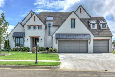 Jenks Single Family Home For Sale: 730 W 110th Street