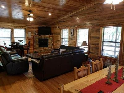 Broken Bow Single Family Home For Sale: 151 Pine Meadow Lane