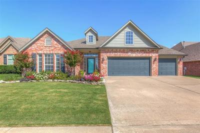 Jenks Single Family Home For Sale: 417 W 125th Place S