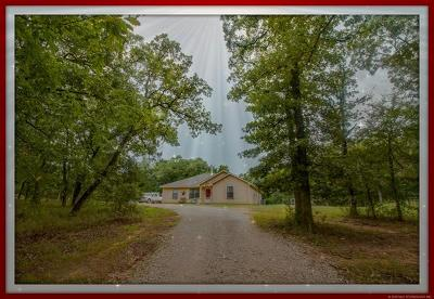 Ada Single Family Home For Sale: 9497 County Road 1550