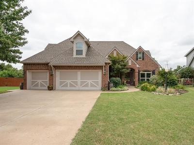 Owasso Single Family Home For Sale: 10302 E 92nd Place North