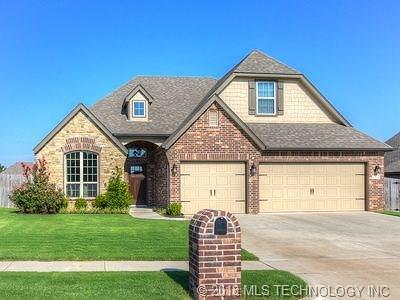 Broken Arrow Single Family Home For Sale: 6010 S 13th Place