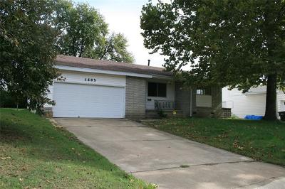Sapulpa Single Family Home For Sale: 1505 E Jones Avenue