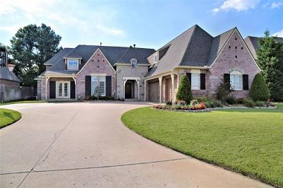 Tulsa Single Family Home For Sale: 11010 S Hudson Avenue