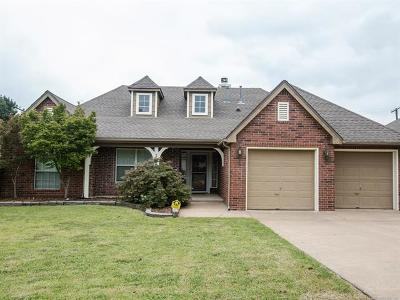 Sand Springs Single Family Home For Sale: 3513 S Heather Avenue