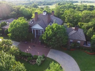 Tulsa County, Creek County, Osage County, Rogers County, Okmulgee County, Wagoner County Single Family Home For Sale: 5412 E Princeton Street
