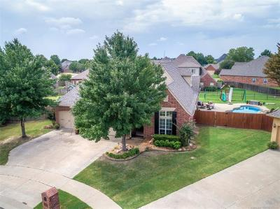 Owasso Single Family Home For Sale: 14000 E 88th Street N