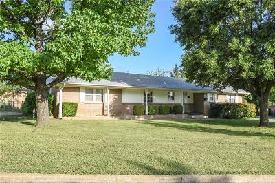 Ada Single Family Home For Sale: 830 W 23rd Street