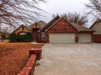 Coweta Single Family Home For Sale: 26251 E 114th Place