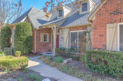 Owasso Single Family Home For Sale: 8901 N 103rd East Avenue