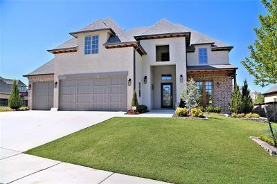 Broken Arrow Single Family Home For Sale: 5716 W Charleston Street